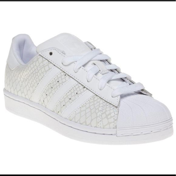 Adidas Superstar Snakeskin Sneaker